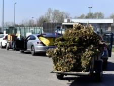 45 recyparcs liégeois rouvriront ce lundi, mais attention aux dérapages