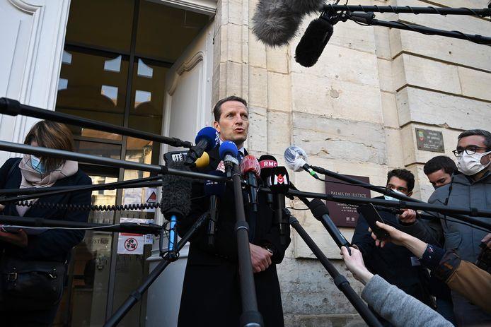 L'avocat général Emmanuel Dupic