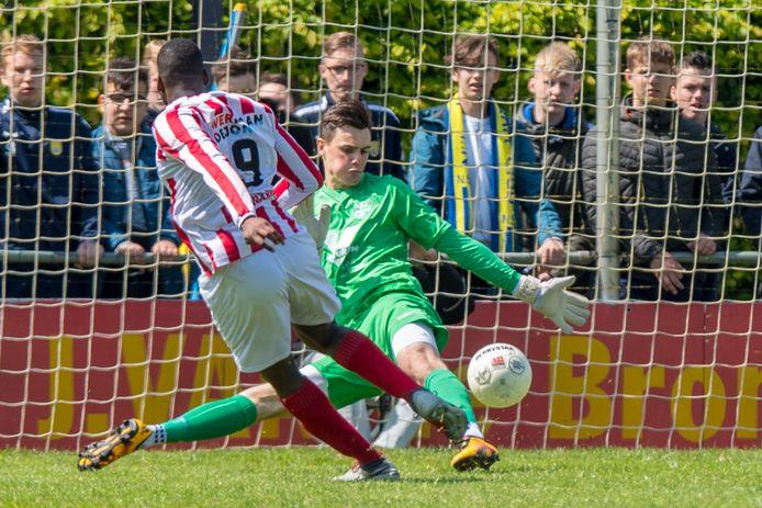 Jan van Willige is volgend seizoen actief bij GVVV.