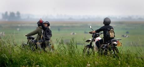 Samen met Roadrunners toeren op de motor