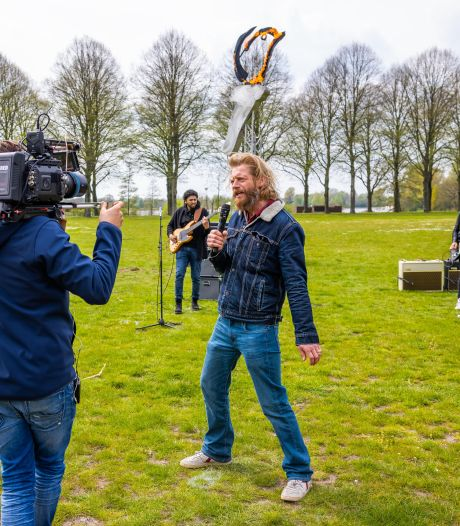 De grootste band van Brabant zingt 'Iedereen is van de wereld': 'Goed om stil te staan bij de vrijheid'