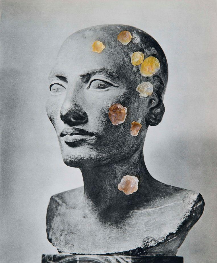 Laurence Aëgerter, La main et l'oeil. T/m 6 november, Galerie Caroline O'Breen Beeld Laurence Aëgerter