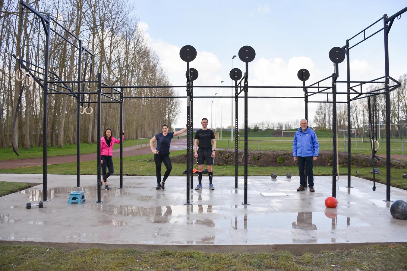 Oostende krijgt eerste CrossFit-station