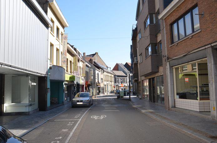 In de Lavendelstraat in Ninove is er nog leegstand.