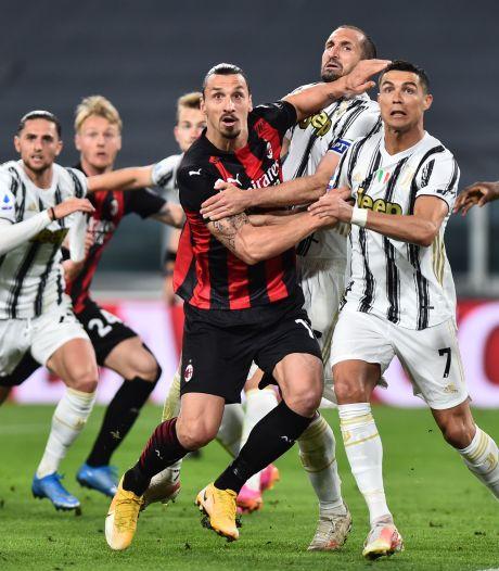 De Ligt en Ronaldo blameren zich: afgang dreigt voor Juventus