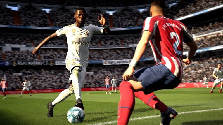 FIFA Beeld EA Sports