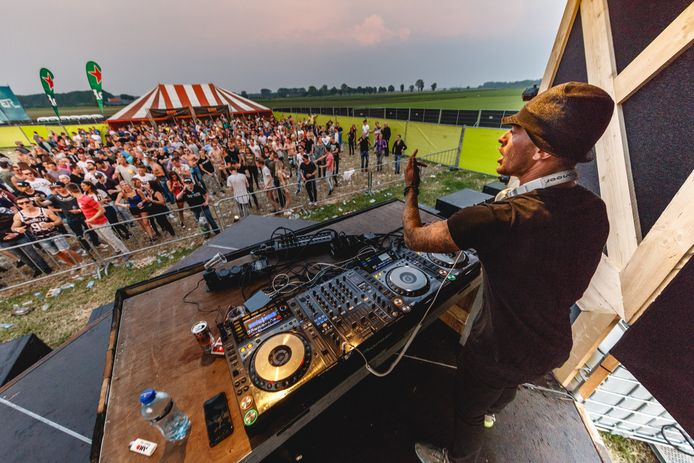 Bassrulers Outdoor in 2016.