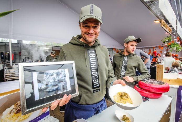 Filip Claeys (45) is nu de echte ongekroonde culinaire koning van de regio.