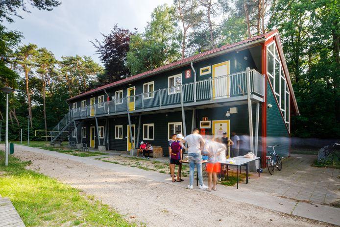 Het azc in Oisterwijk. Foto ter illustratie.
