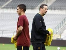 "Collin: ""Hazard sera au Mondial 2014 avec les Diables"""