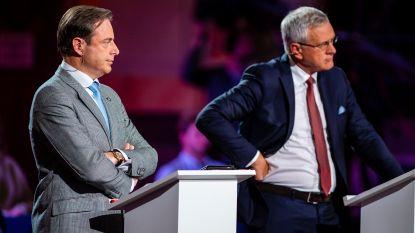 VIDEO. Peeters haalt verhaal bij De Wever over 'nachtelijk incident'