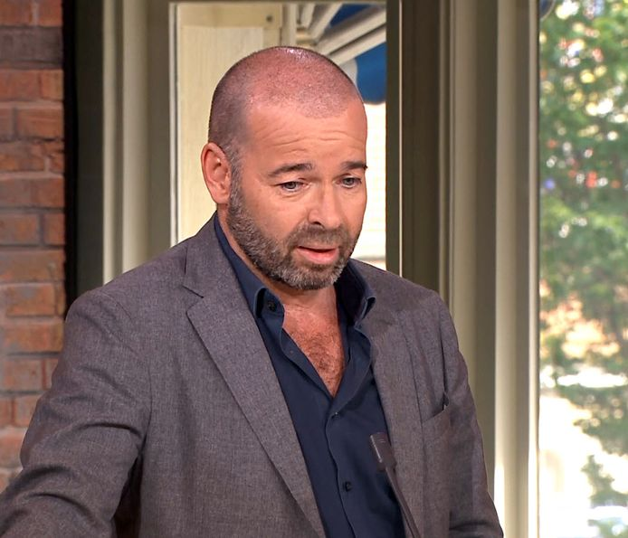 Peter van der Vorst in RTL Boulevard