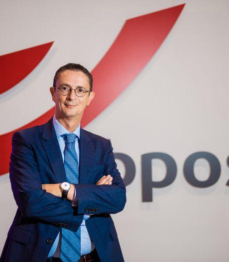 Dirk Tirez a été désigné CEO du groupe bpost