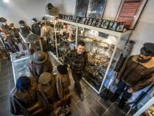 Raimondo's verzameling spullen uit WOII zou niet misstaan in een museum