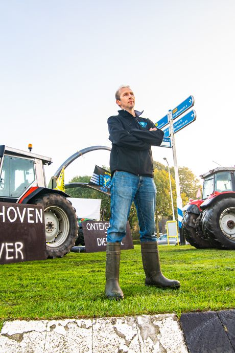 Boeren in verzet tegen onteigening: 'Sommigen zitten er al generaties lang, die kun je toch niet wegsturen?'
