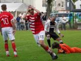 Zware blessure Sven d'Hooghe overschaduwt overwinning van Clinge