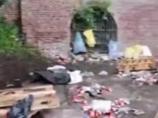 """Des riverains en colère après une rave party illégale à Liège: """"C'était une véritable porcherie"""""""