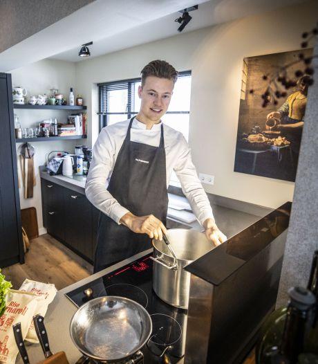 Kok Ralph uit De Lutte maakt tijdens de lockdown thuis maaltijden voor anderen: 'Wat ik maak, is vers en gezond'