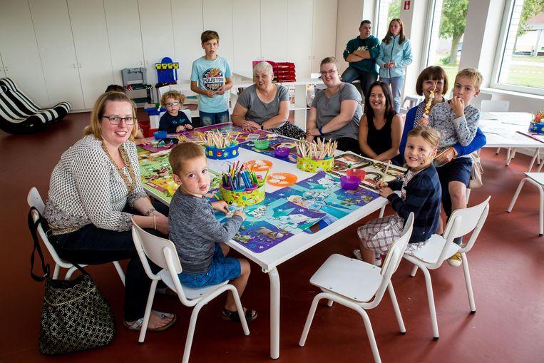 Kortemark -- nieuw gebouw voor buitenschoolse kinderopvang (bko)