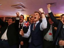 Britten verlaten de Europese Unie