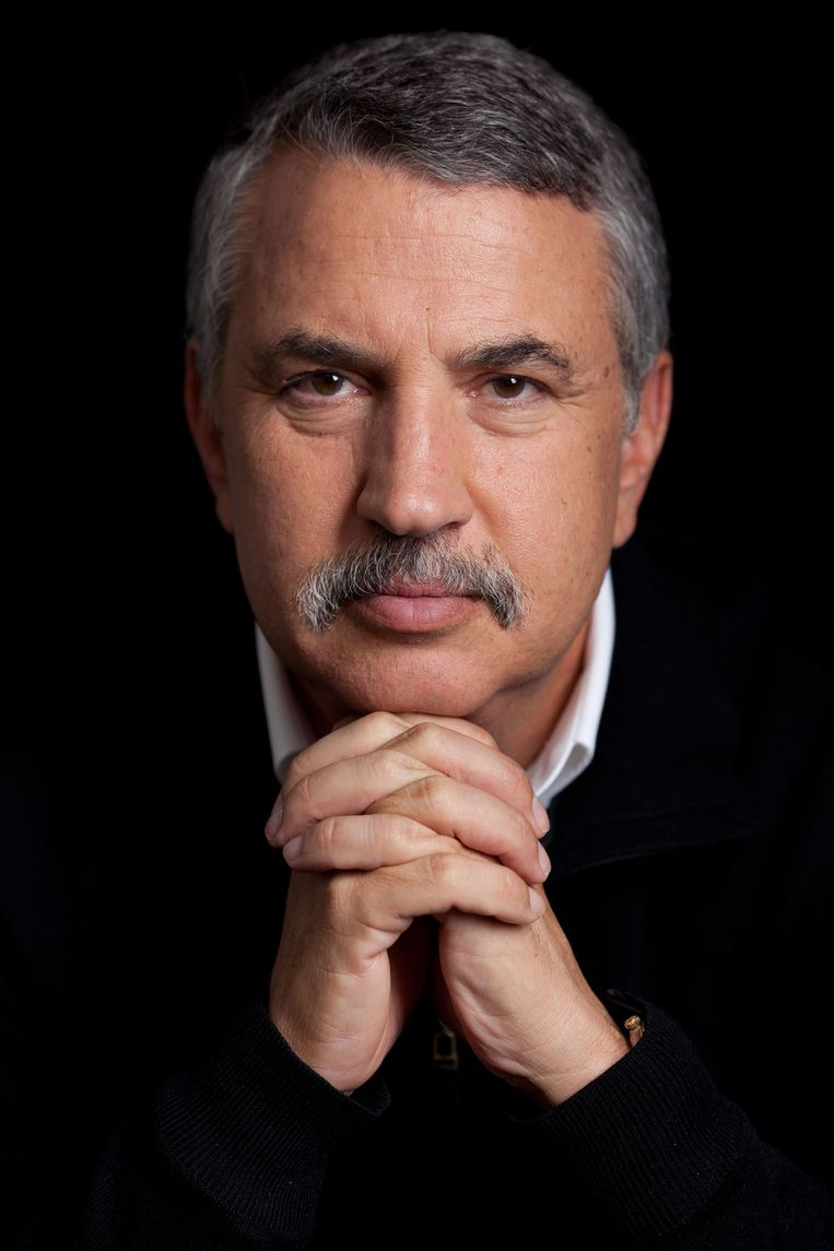 Thomas Friedman. Beeld rv
