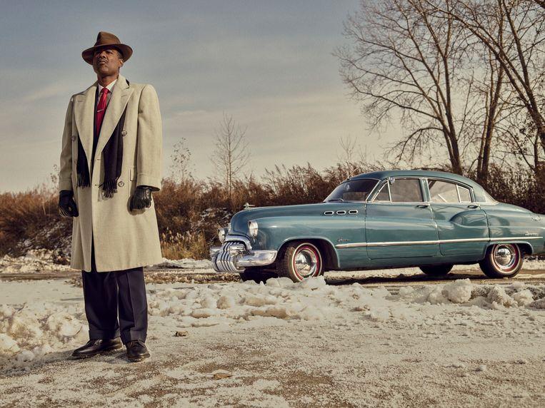 Chris Rock in 'Fargo' Beeld VRT