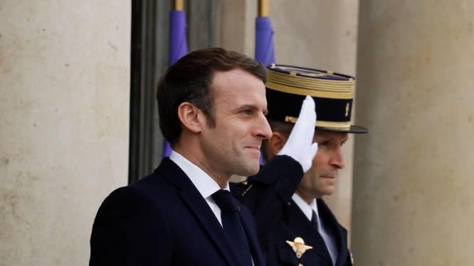 """Turkije: """"Macron sponsort terroristische organisaties, hij ontvangt hen regelmatig op het Elysée"""""""