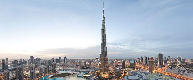 Burj Khalifa, Dubai (VAE)