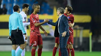 Baudry bekroont ijzersterke partij tegen Vitesse met plekje in UEFA-Team van de Week