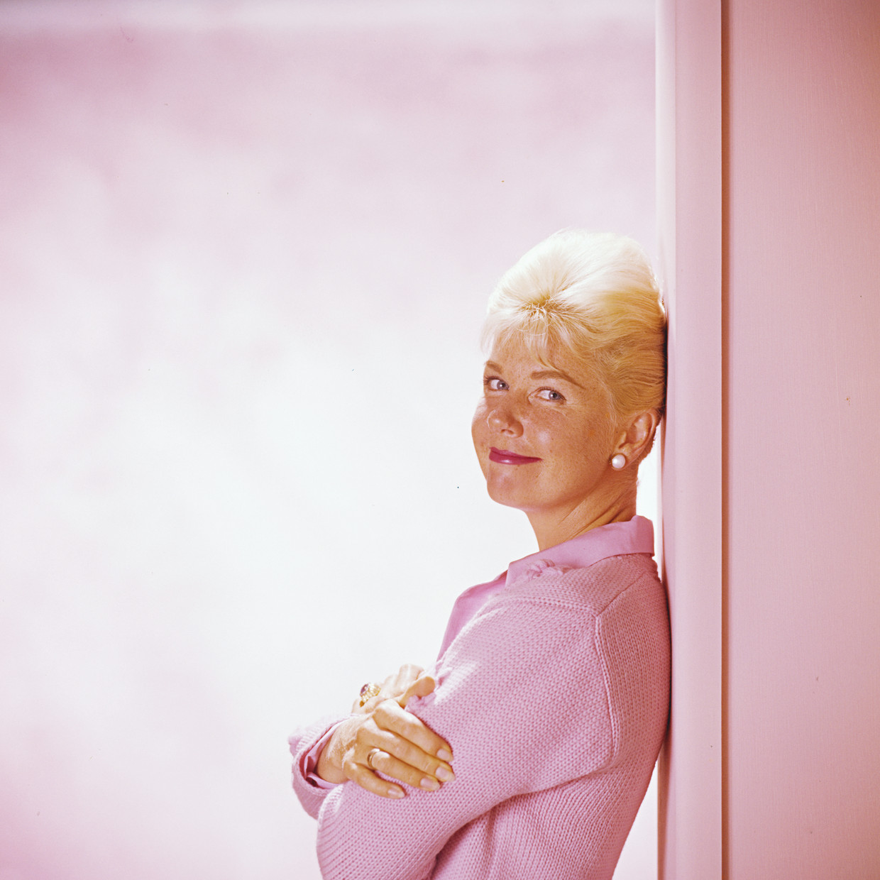 Doris Day rond 1960. Beeld Getty Images