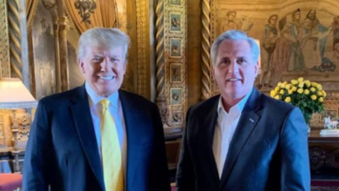 Trump wil Republikeinen helpen bij volgende verkiezingen