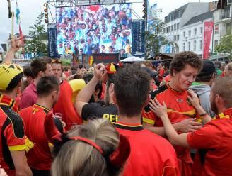"""Turnhout krijgt groot EK-scherm achter bioscoop: """"Als de maatregelen nog versoepelen, kunnen er tot 2.500 fans komen kijken"""""""