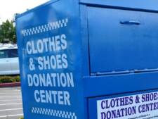 Une adolescente décède la tête coincée dans un conteneur à vêtements