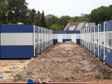 189 units als noodlokalen geplaatst bij Reggesteyn