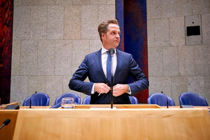 Zorgminister Hugo de Jonge moet ingrijpen, vinden de jeugdhulporganisaties.
