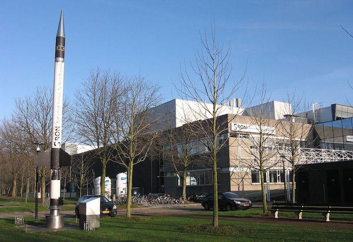 Het Nederlands Instituut voor ruimteonderzoek aan de Sorbonnelaan in Utrecht.