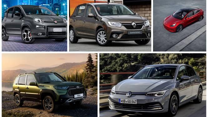 Wat is de favoriete auto van de Chinezen, Arabieren of Spanjaarden? Populairste wagens per land in kaart gebracht