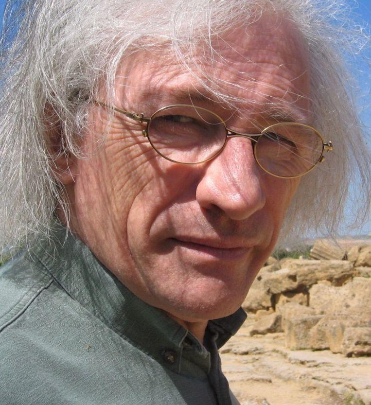 Juryvoorzitter Patrick Lateur. Beeld rv