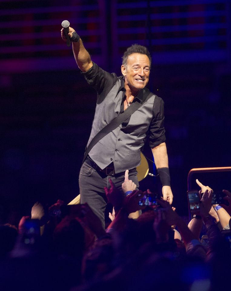 Bruce Springsteen. Beeld AP