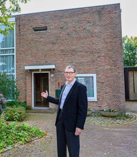 De laatste frater van de Schiphollaan doet in Tilburg de deur dicht