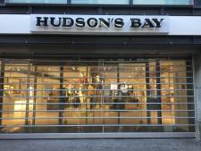 Hudson's Bay Breda vanmiddag al dicht om bekendmaking vertrek: 'Technische storing'