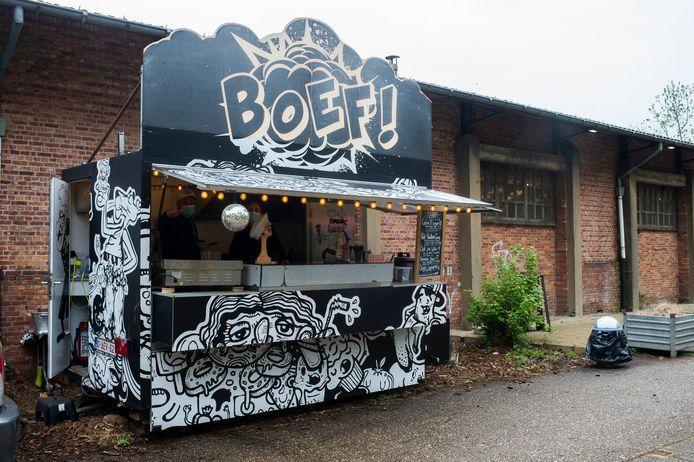 Dit jaar staat er ook een foodtruck aan zomerbar Kaffée Allée