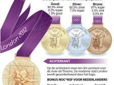 Nederlands goud in Londen goed voor 30.000 euro
