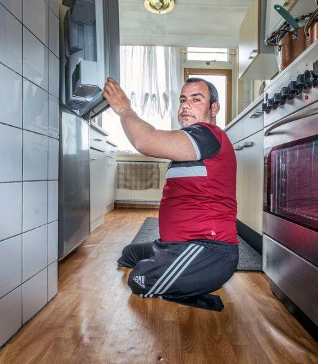 Beenloze Sabri heeft eindelijk geschikte woning: 'Soms moeten je gewoon afwijken van de regels'
