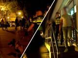 Illegale rave met honderden jongeren in Deventer beëindigd