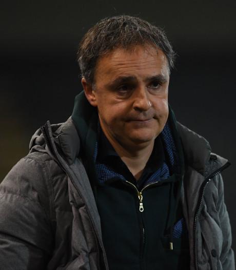 Dudelange et son coach Emilio Ferrera échouent au 1er tour de qualif' de la Ligue des Champions