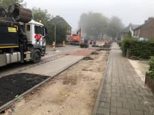 Opgelet: Woolderesweg in Hengelo deze week helemaal afgesloten
