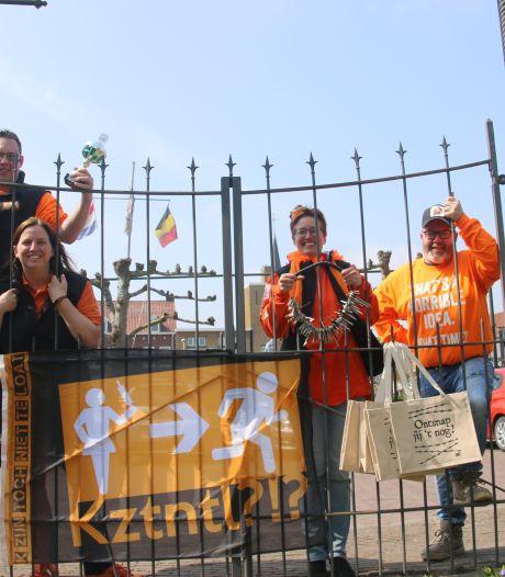 Creatieve Koningsdag in Zeeuws-Vlaanderen: In Sas van Gent kun je ontsnappen aan de werkelijkheid