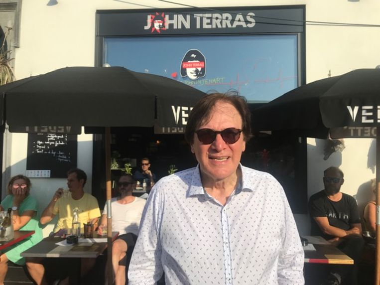 John Terra bij John Terras