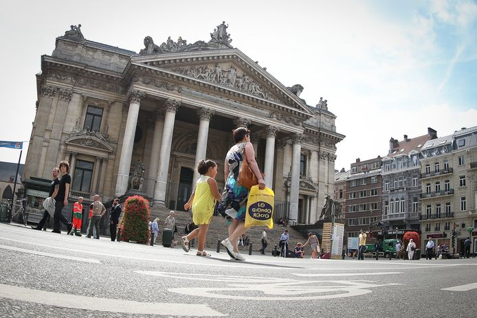 La piétonnisation des boulevards du centre à Bruxelles a fait couler beaucoup d'encre.